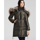 Parajumpers Long Bear-W Coat Olive